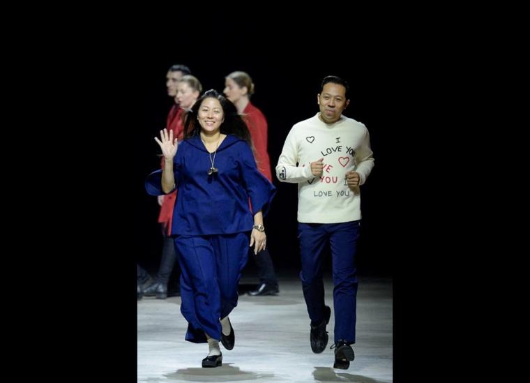 vogue Humerto Leon et Carol Lim